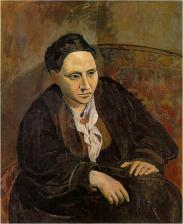 Pablo Picasso Retrato de Gertrude Stein 1906