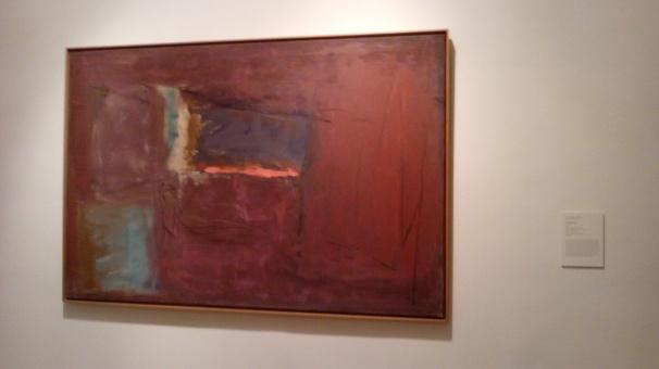 Albert Ràfols-Casamada, La Aventura, 1987