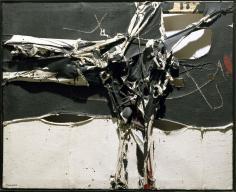 "Manolo Millares, ""cuadro 173"" 1962 M.N.C.A.R.S"
