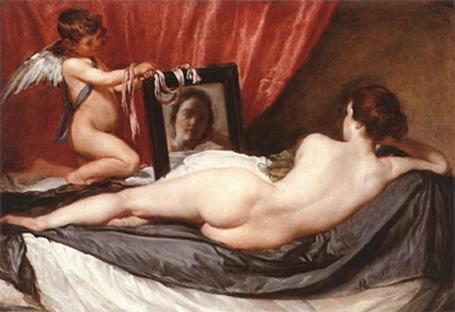 Diego Velázquez. Venus del Espejo. National Gallery. Londres