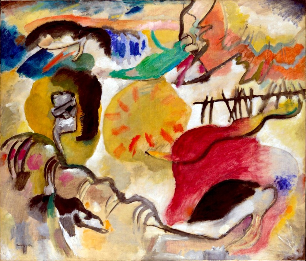Wassily_Kandinsky,_Improvisation_27,_Garden_of_Love_II,_1912._Exhibited_at_the_1913_Armory_Show
