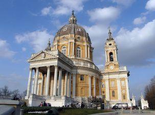 Filippo Juvarra. Basílica de la Superga. Turín [foto: wikipedia]