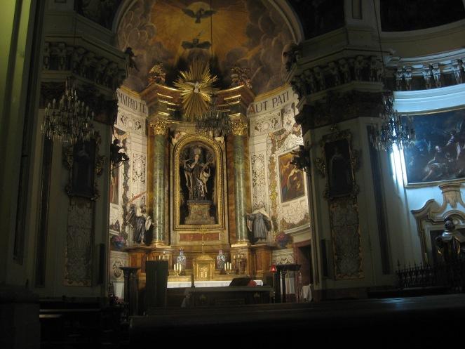 Capilla de Santa Teresa en la iglesia de San José (Madrid)