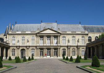 Germain Boffrand. Hôtel Soubise
