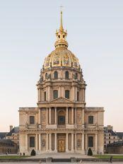 Liberal Bruant y Mansard. Los Invalidos. París