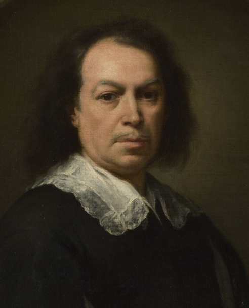 Bartolomé Esteban Murillo. Autorretrato. National Gallery. Londres. Foto: wikipedia