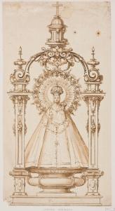 Virgen de Atocha. Museo del Prado. Madrid