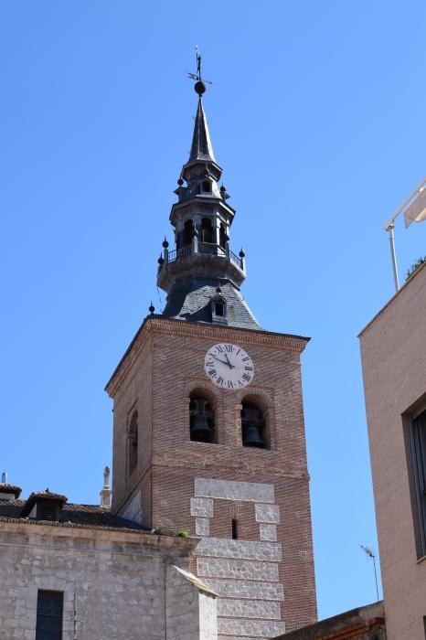 Chapitel de la torre vieja. Catedral de Getafe. ca. 1656-1658.