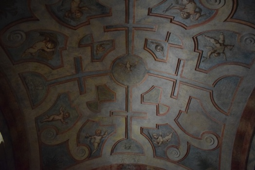 Detalle bóveda