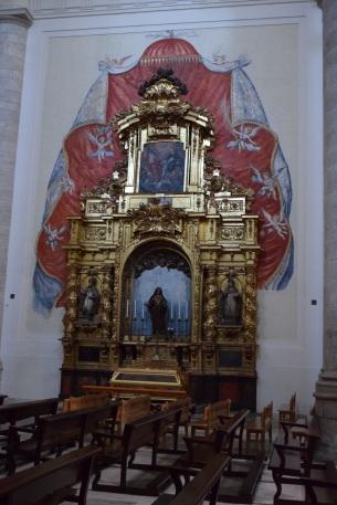 Retablo de la Virgen de los Dolores