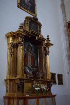 Retablo de la Virgen de los Ángeles