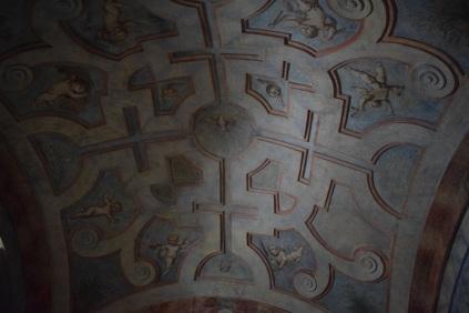 Detalle de la decoración