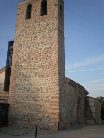 Santa María la Antigua. Carabanchel (Madrid). Torre.