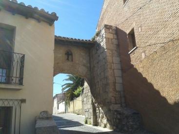 Arco del Cristo de Burgos.