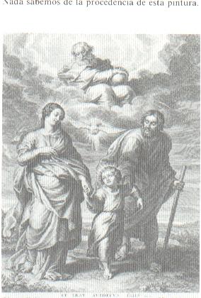 Bolswert según Pedro Pablo Rubens. Las trinidades.