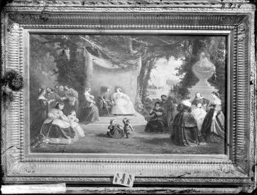 J. Laurent y Cía. Felipe IV en el Buen Retiro. Archivo Ruiz Vernacci. foto: IPCE