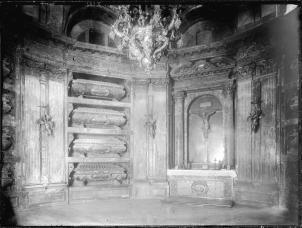 J. Laurent y Cía. Panteón de Reyes de El Escorial. Archivo Ruiz Vernacci. Foto: IPCE