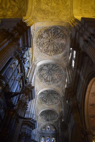 Detalle de las bóvedas