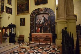 Juan Niño de Guevara. La Asunción de la Virgen.