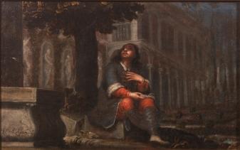 Conversión de S. Agustín. Museo del Prado