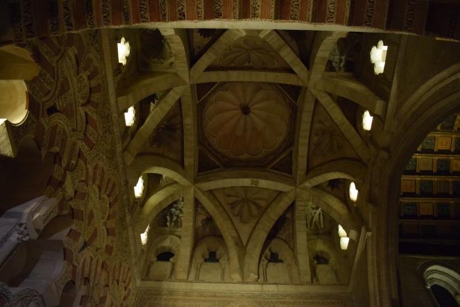 cúpula del lucernario