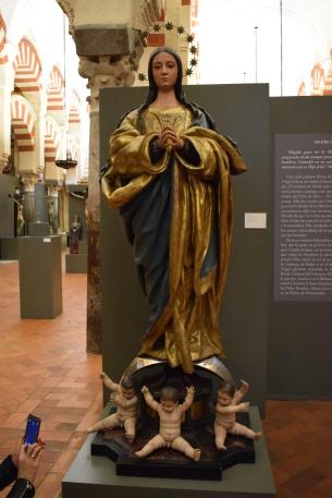Pedro de Mena. Inmaculada