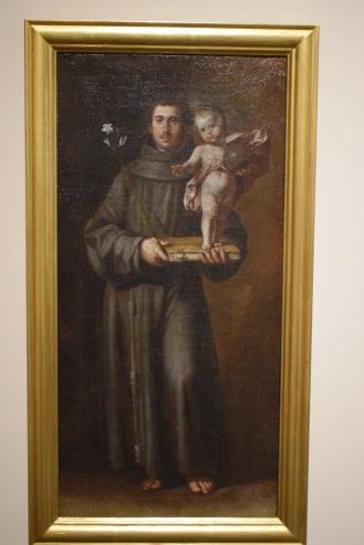 San Antonio. Museo de Bellas Artes de Córdoba