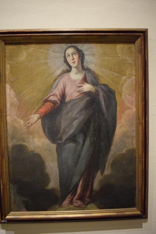 Inmaculada. Museo de Bellas Artes de Córdoba