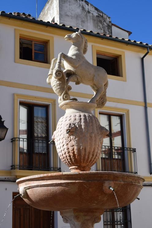 Fuente del Potro. Córdoba