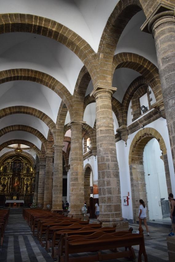 Detalle de las columnas. Foto: Cipripedia.