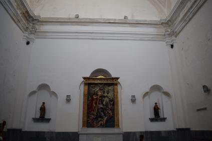 Antigua capilla del Sagrario