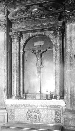 Alonso Cabonel. Retablo del Panteón de Reyes. Foto: Archivo Ruiz Venacci (IPCE).