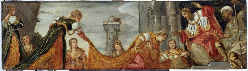 Tintoretto. Foto: Museo del Prado.