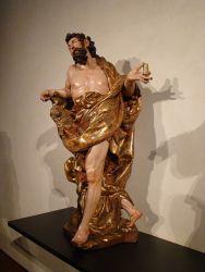 Juan de Juni. San Juan Bautista. Museo Nacional de Escultura. Valladolid. Foto: wiki commons