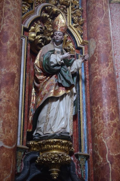 Pedro Duque Cornejo. San . Cartuja de El Paular. Madrid.