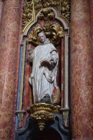 Pedro Duque Cornejo. San Bruno. Cartuja de El Paular. Madrid.