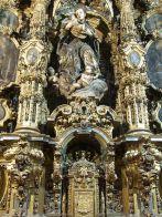 San Luis de los Franceses. Retablo de San Estanislao de Kostka. Foto: Wikicommons.