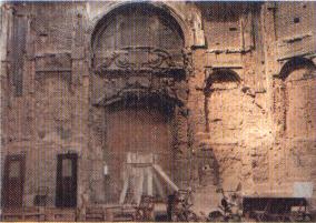 Capilla S. Isidro. antes restauración