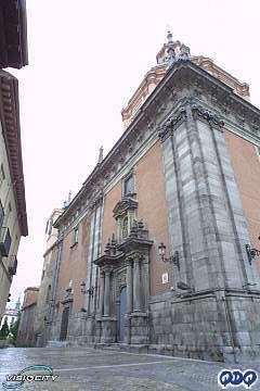 capilla san isidro portada