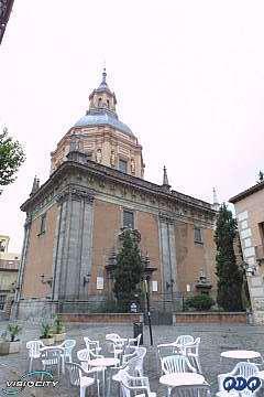 capilla san isidro