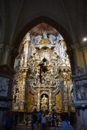 Narciso Tomé. Transparente de la Catedral de Toledo. foto: cipripedia.