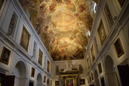 Vista de la Sacristía. foto: cipripedia.