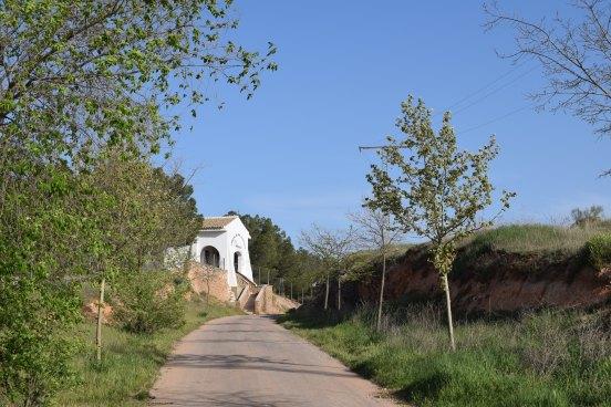 Ermita de San Cristóbal. Herencia (Ciudad Real)