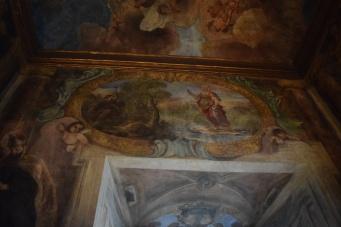 Antonio Palomino. Milagro de Santa María de la Cabeza. Oratorio Casa de la Villa. Foto: @cipripedia