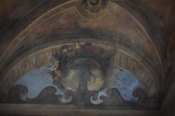 Antonio Palomino. Detalle de la decoración del Oratorio. Foto: @cipripedia.