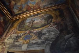 Antonio Palomino. Detalle del milagro de San Isidro. Foto: @cipripedia