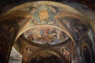 Antonio Palomino. Oratorio Casa de la Villa. Foto: @cipripedia