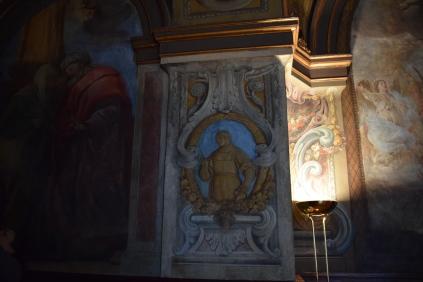 Antonio Palomino. Santa María de la Cabeza. Oratorio Casa de la Villa. Foto: @cipripedia