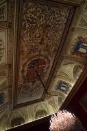 Techo del Salón Goya. Foto: @cipripedia