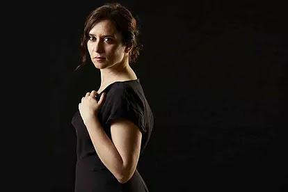 """Isabel Díaz Ayuso en """"El Mundo"""". Foto: Carlos García Pozo."""